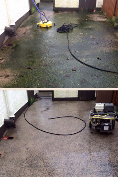 pressure cleaning belfast